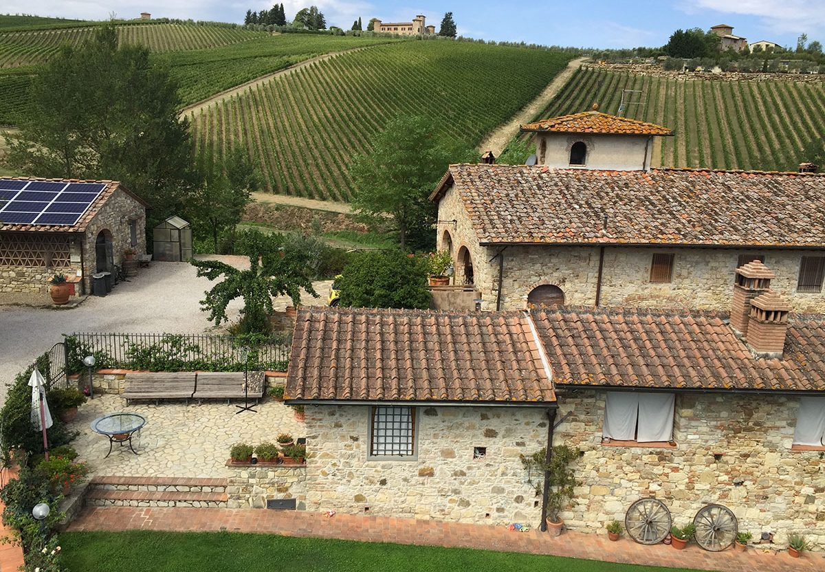 Country House nel Chianti