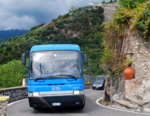 Public transportation to Il Vichiaccio