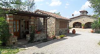Il Vichiaccio Chianti Country House offre sistemazioni nel cuore del Chianti per dormire vicino a Firenze in camere ed appartamenti indipendenti