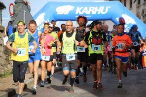 Partenza Chianti Classico Marathon
